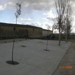 Saneamiento zonas degradadas