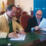 Firma Convenio Pacto Local 2010