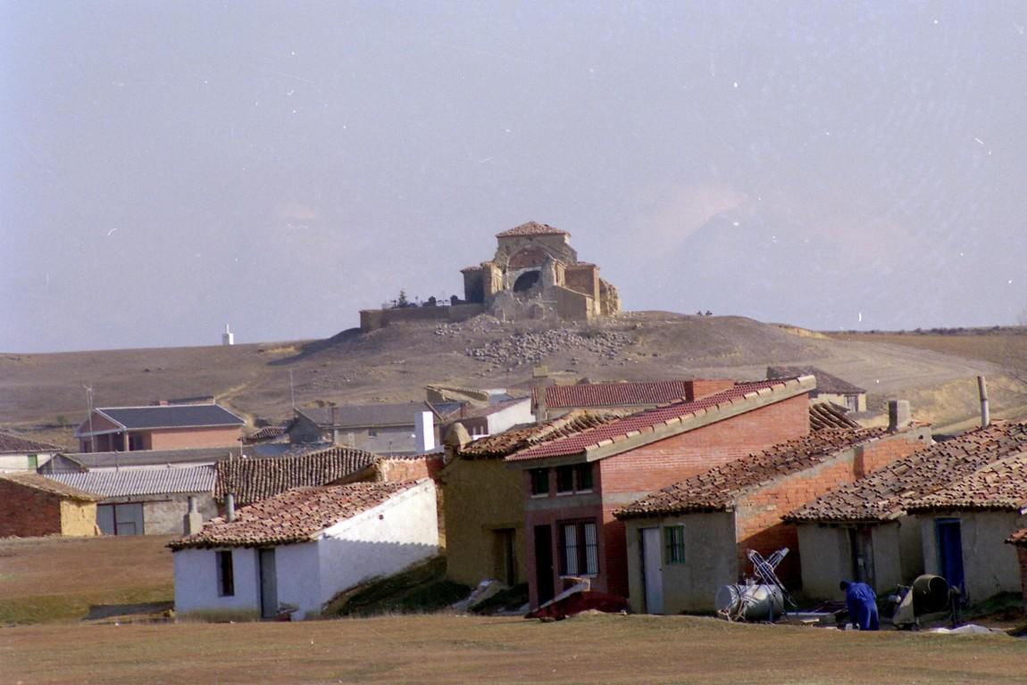 Vista general  Iglesia de San Cristóbal