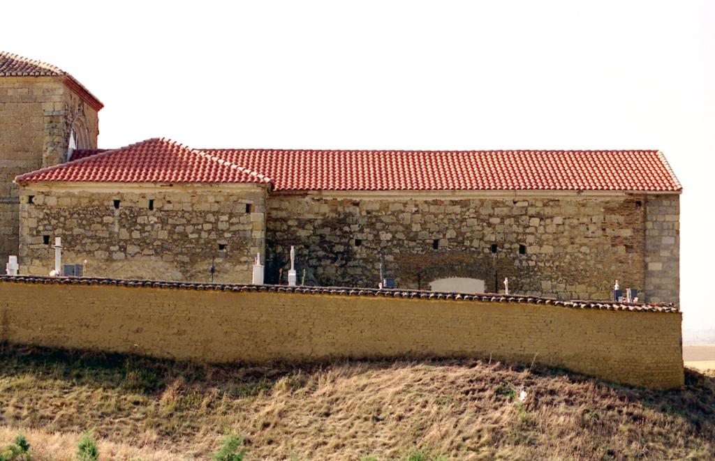 Iglesia San Cristóbal Año 2005