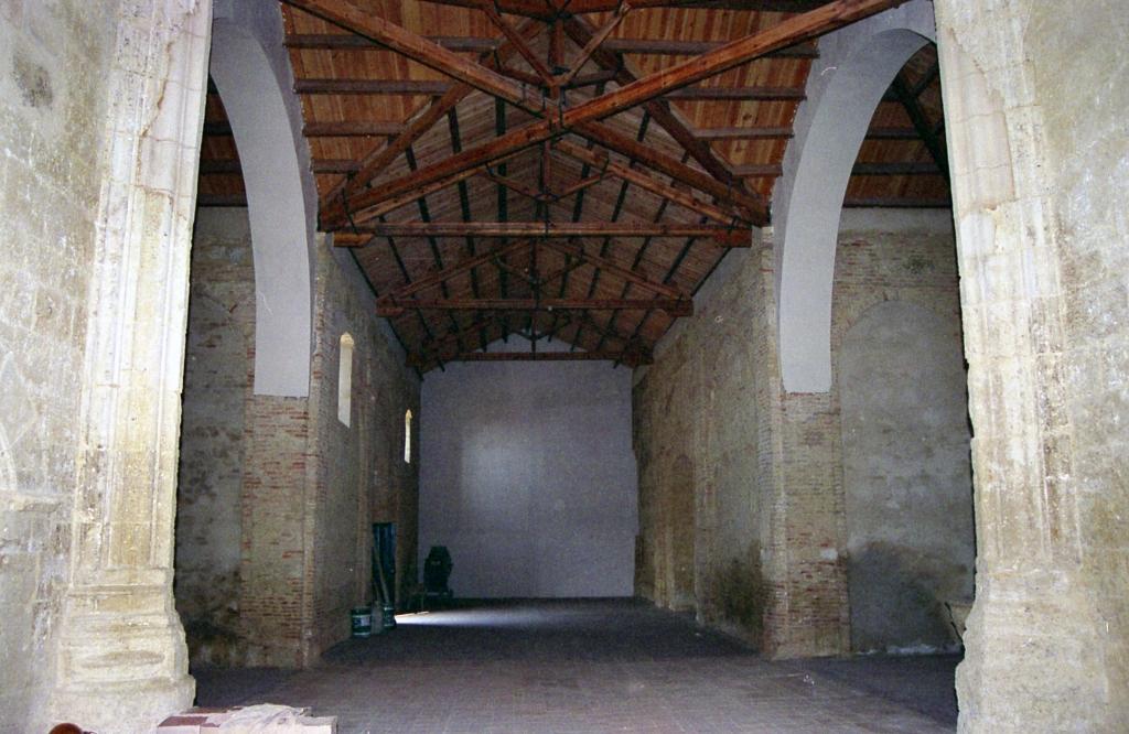 Fotos rehabilitación San Cristóbal de Lomas
