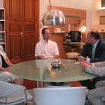 Reunión de trabajo 2008