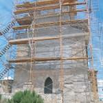 Arquimilenios II -Rehabilitación de la iglesia