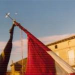Pendón de la Cofradía de San Cristóbal