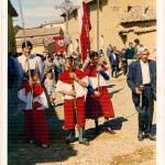 Cofradía, procesión y monaguillos