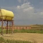 Depósito de Agua para uso agrícola