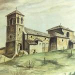Dibujo de la Torre por Iván Tomé