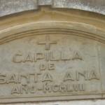 Capilla de Santa Ana