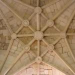 Iglesia de san Cristóbal bóveda