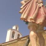 Procesión San Cristóbal de Lomas