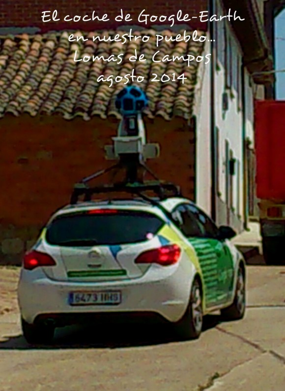 Street-View y Google-Earth