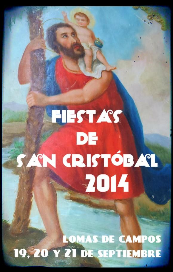 Cartel de Fiestas 2014 (2)