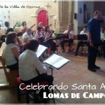Recital Santa Ana 2014