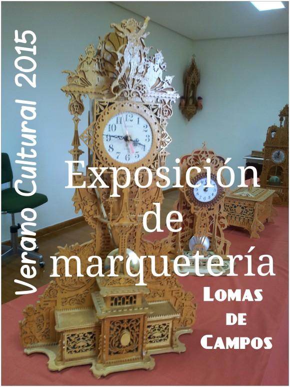 Cartel Exposición 2015