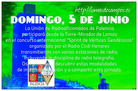 Cartel Anunciante 5 de junio