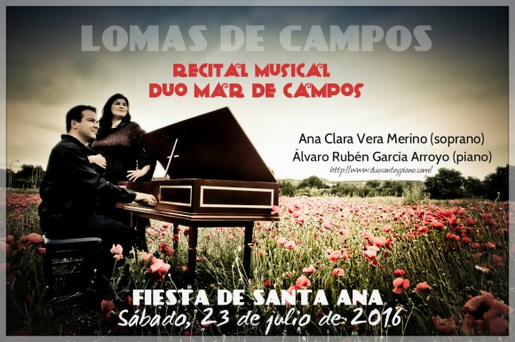 Fiesta de Sana Ana Recital Musical 2016