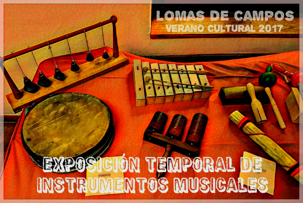 Exposición Temporal «Instrumentos Musicales»